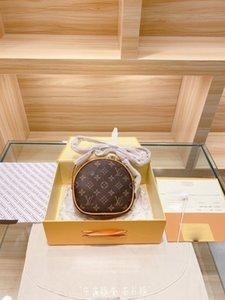 Mini soft round cake Pochette Felicie handbag wallet backpack main card holder duffle bag women handbags horsebit card holder 2020 new