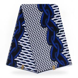 Нигерийские кружевные ткани ASO EBI Африканский хлопок печати Анкара высокое качество Hollandais воск 2019 pagne africain супер воск hollandais