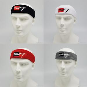 Champion Хлопок пот-абсорбент Спортивная повязка на голову Turban для мужчин и женщин Фитнес-сетка для баскетбола Yoga бег из хлопка для волос против пота
