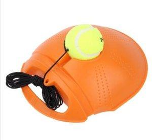 Exercice Heavy Duty Tennis Outil de formation balle de tennis Sport auto-apprentissage Ball Rebond avec tennis formateur Plinthe Sparring périphérique