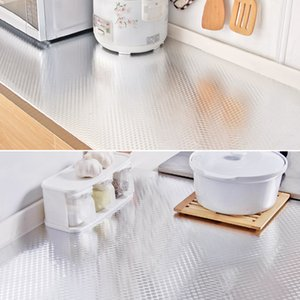 Self Adhesive Waterproof Oil-proof Aluminum Foil Wallpaper Kitchen Stove Wall Sticker LXY9 NO20
