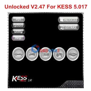 온라인 Ksuite V2.47 잠금 해제 2.47 없음 토큰 그린 / 레드 EU 5.017 KESS V2 V5.017 추가 더 많은 프로토콜보다 V2.23 ECU 칩 튜닝