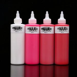 Hot 1 bouteille dynamique encre de tatouage 250ml 8 oz 330g (8 couleurs peut choisir) Tattoo Pigment Kit pour le revêtement et Shading