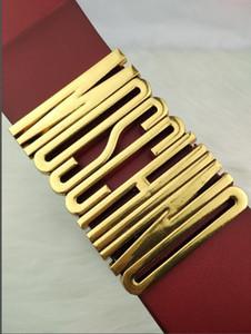 Cintura 2020 cinture di marca di moda di lusso per cintura d'oro uomini e le donne di design fibbia 7 cm dei jeans del partito sono trasporto libero
