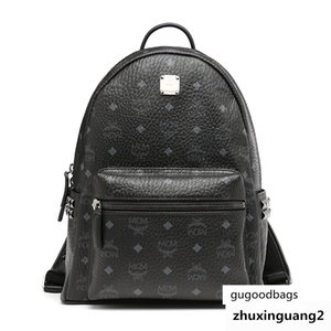 Black Both Shoulders Package Classic Backpack Mmk7ave99
