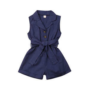 Kids Toddler Baby Girl Bodysuit Romper Jumpsuit Playsuit Sunsuit Clothes Set