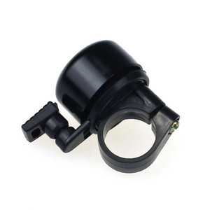 1x Aluminum Mini Bike Bells Suitable for Folding Bike MTB Bicycle Bicycle bells Light and Easy to Fix to Bicycle Light fitness