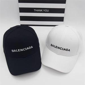 Balenciaga Antumn warme Hut Mode Hüte Baseballmütze für Herren-Frau Kappen Einstellbare Marke Hüte Beanie Casquette 4 Farboptionen in hohem Grade Qualitäts