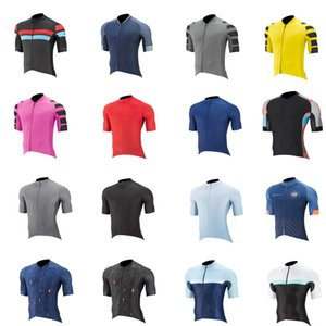 CAPO team Cycling jersey Summer Short Sleeves Mountain Bike Clothes Comfortable Breathable Bicycle sportwear Tops Quick -Dry Clothes A6811