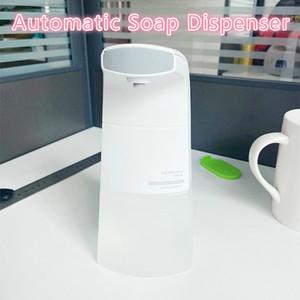 Automatico Foam Soap Dispenser Smart Sensor Schiuma del sapone liquido intelligente induzione Touchless Hand Sanitizer Per Cucina Bagno