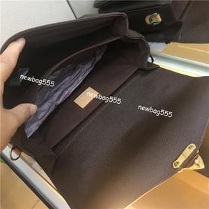 Toptan-haberci çantası oksitleyici deri pochette kese kavramaları 40780 alışveriş zarif omuz çantaları crossbody çantaları Metis
