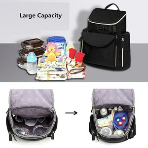 Baby Diaper Bag Nappy Bag Waterproof Mochila Maternity Mummy Travel Backpack Nursing Shoulder Bag Baby Care Stroller Handbag