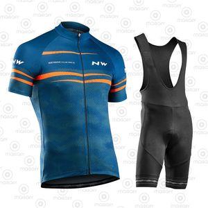 NORTHWAVE Bisiklet Kısa Kollu Jerse Man Profesyonel Ekibi Nw Bisiklet Giyim TOP Ropa Ciclismo Hombre Yaz Dağ Bisikleti Uniform ayarlar