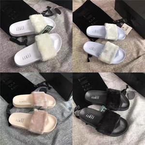 2020 Foam Runner Sandal Slipper Triple Black White Bone Resin Desert Sand Kanye West Women Women Fashion Slides Sandals Shoes US 5-11#965