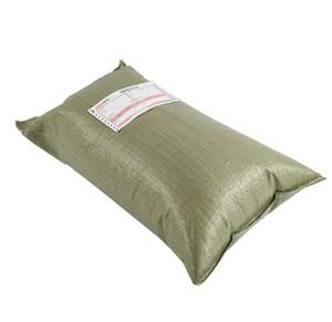 Sacchetto all'ingrosso di plastica grigia tessuta Borsa logistica pacchetto PP