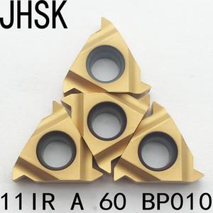 10pcs 11ER 11IR А60 BP010 Вставка Карбид вставка для резьбы Включение инструмента скучный BAR лезвие