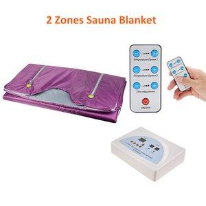 Sauna kadar InfaRed battaniye zayıflama termal battaniye kızılötesi ısıtma battaniyesi kızılötesi sauna ücretsiz nakliye battaniye Appratus