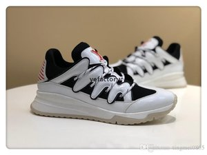 luxurydesigner y328 Casual Style Mens Shoes Sports Breathable Flats Fashion Footwears Original Box Fintness Athletic Design Scarpe da