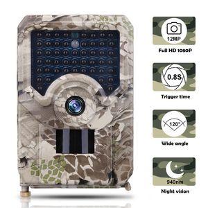 Vertvie Outlife 1080P Trail Камера Открытый Водонепроницаемый IP56 Камеры Видео 12MP Фото 940 НМ Охота Ночного Видения Камеры Wild Trap