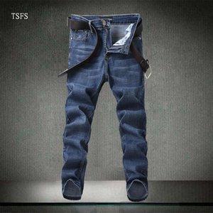 Mens Designer Jeans Pants Casual Brand Denim Pants For Mens Luxury Distressed Ripped Biker Pants Streetwear Jeans Denim