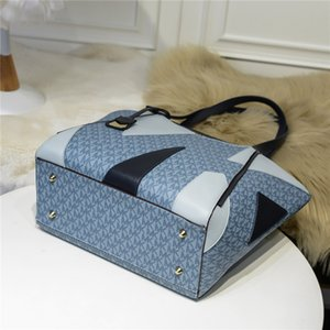 Hot-selling! classic style High Quality Zipper printing Lady purse casual handbags fashion bags PVC leather handbags ladies shoulder tote
