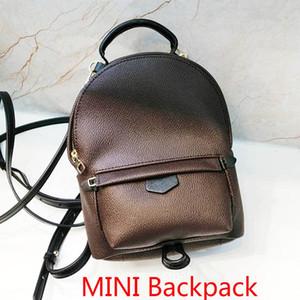 donne moda zaino Palm Springs mini zaini vera pelle borse borse zaino zaino sac a dos zaino zaino M41560