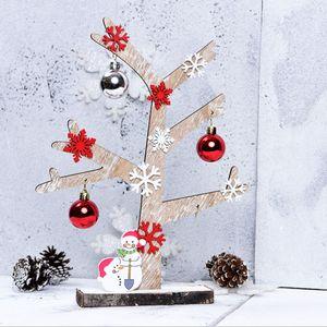 Ciondolo di Natale con le palle Drop Ornaments Ornamenti di Natale Ciondolo Hanging Gifts Xmas Tree Decor Home Decorazione di nozze