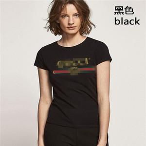Yeni paris G erkek 2020 lüks markaların Gucci tasarımcı tişört elbise yaz büyük boy bağbozumu giyim t shirt womens
