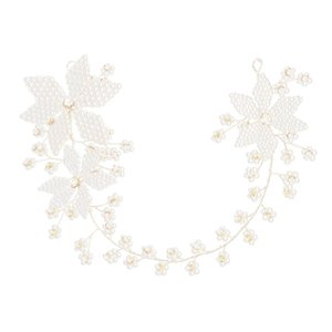 Headwear Handmade Beaded Hair Accessories Wedding Dress Accessories Hairbands Golden Headbands Wedding Jewelry