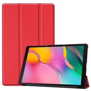 Caso para a tampa Samsung Galaxy Tab A 2019 SM-T510 SM-T515 T510 T515 Tablet Stand Case para Tab A 10.1 '' case 2019 tablet