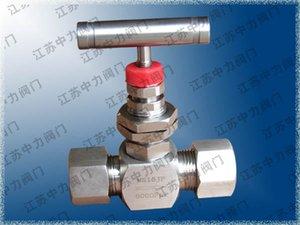 304 high pressure stainless steel ferrule valve