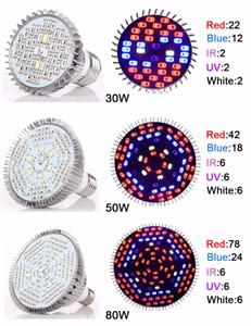 La luz de la planta del bulbo E27 Par38 del crecimiento vegetal del LED llevó el bulbo de iluminación de la planta de 50w 45W 100w
