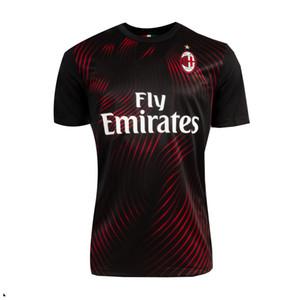 AC Milan camiseta de fútbol S.CASTILLEJO SUSO Calhanoglu camiseta de fútbol BORINI Romagnoli bakayoko piątek Paquetá CUTRONE Maillots de WEFFVDR pies