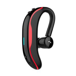 Mono Bluetooth Call Center سماعة لاسلكية عالية الدقة سائق الشاحنة سماعات الرأس يدوي إلغاء الضوضاء سماعة مع مايكروفون لسوني تفعيل الصوت