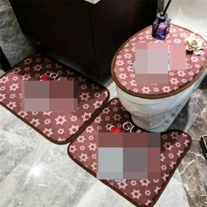 Chat mignon Printed Toilet Seat Covers All Seasons rapide toilettes Post-it sec Tapis classique Tapis Soft Touch salle de bains