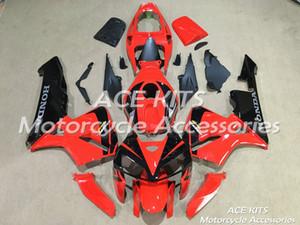 Yeni Sıcak ABS motosiklet Fairing kitleri 100% Fit Honda CBR600RR F5 2005 2006 CBR600 600RR 05 06 Her türlü renk NO. F6