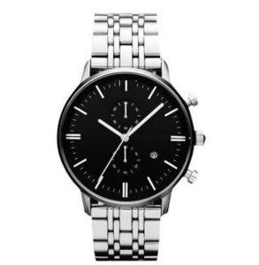 Uhr ar0389 der klassischen Art und Weisemänner Quarz passt Qualitätsmarkenuhr freies Verschiffen auf