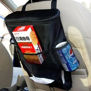 Wholesale Auto Back Car Seat Organizer Holder Multi-Pocket Travel Storage Hanging Bag High Quality