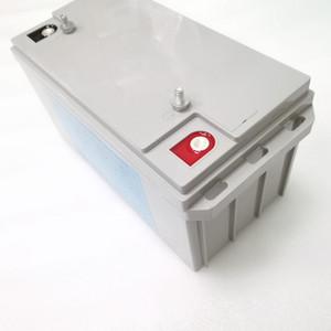 Глубокие блоки батарей Иона лития Lifepo4 12V 100ah/150ah/200ah/300ah силы цикла для хранения RV / Солнечной системы / яхты / тележек гольфа / тележки