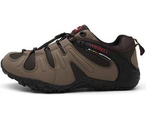 Principais atléticas 2019 grandes homens respirável homens das sapatas do alpinismo ao ar livre anti-derrapante sapatos de caminhada desgaste de treinamento yakuda resistente treinadores online