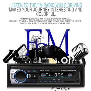 새로운 JSD-520 차 MP3 선수 라디오 U 디스크 SD 카드 BT 음악 전화 보충 CD/DVD 디지털 방식으로 고품질 FM 입체 음향 라디오#LR4