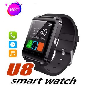 U8 smart watch smartwatch with SIM Card Slot U8 and Health Watchs for Android Phone Smartphones Bluetooth Smart Watch U8 Watch