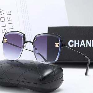 2018 nuevo de la manera de la medusa Hombres / Mujeres Gafas de sol Protección Italia la marca del diseñador 2168 gafas de sol de alta calidad gafas de sol grandes de sombreado
