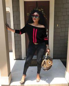 Kadın giyim çıplak omuz ile 6668 sonbahar ve uzun düz renk ekleme ceket Kadın T-Shirt kollu manşonlu