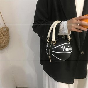 Brand The New Canvas Embroidered Shopping Letters Portable Basketball Bag With The New Tide Fashion Star Bag Handbag Handbags Women Bags