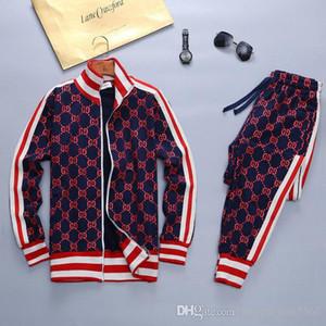 Frühling 2019 Herren-Hoodieklage neue Trendsportfeder Baumwollbeiläufigen Sportzweiteilige Pullover Größe m-3xl TU18