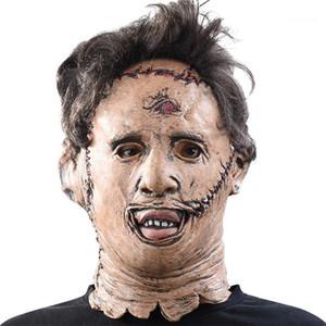 Máscara Designer Moda Películas de Moda Cosplay Festival Massacre Ropa Casual Ropa Homme Texas Halloween Estilo Horror Libuf