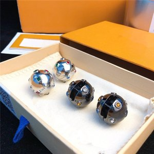Planet Strass designer earrings designer jewelry luxury designer jewelry women earrings luxury des boucles d'oreilles stud bijoux