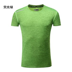 19ss Hombres y mujeres Yoga Fitness Noche Correr Deportes Deportes Velocidad Camiseta seca Juego de construcción de grupo al aire libre Gimnasio de uso común