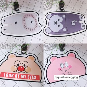 ins cute style floor children's room decoration and play cold cushion anti-slip pet cat dog mat